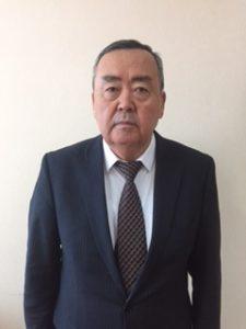 Кудайбергенов Нурлан Баязитович